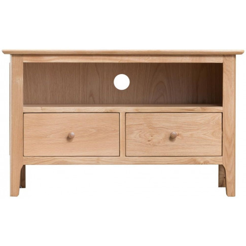 Nalto Light Oak Standard Tv Cabinet