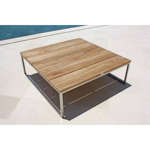 Skyline Calderon Nautic Square Coffee Table