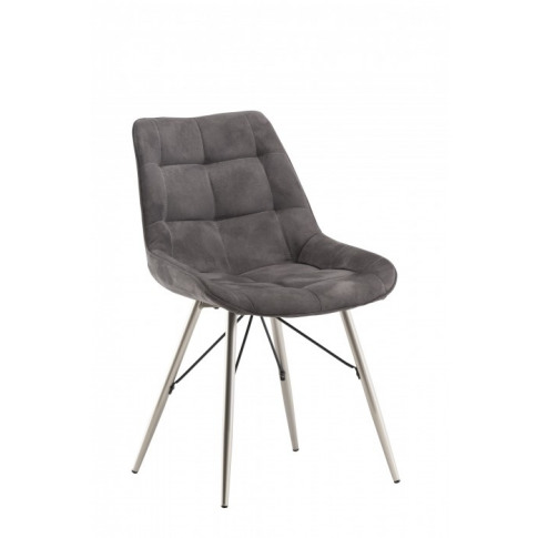 Nova Grey Fabric Dining Chair