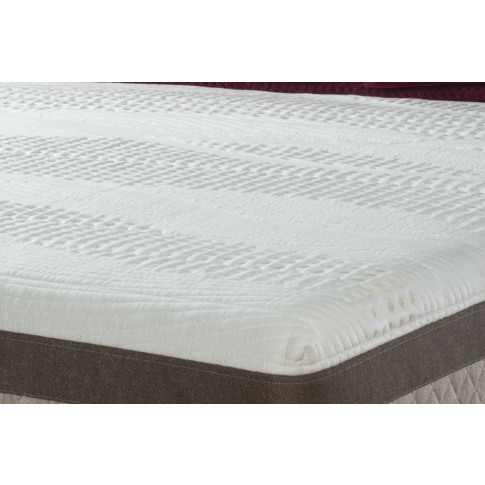 Sealy Profile Deluxe Posturepedic 1400 Pocket 4ft6 D...
