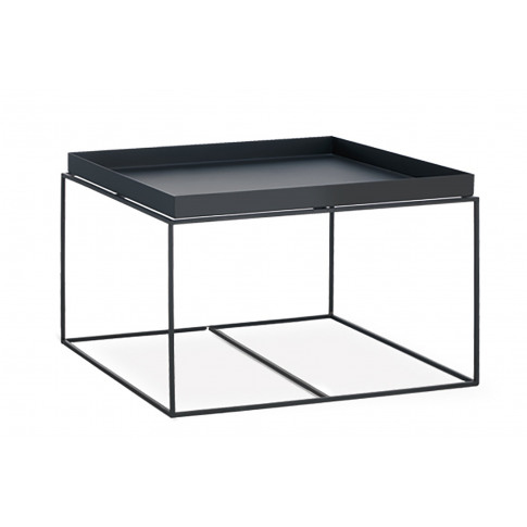 Ragna Black Metal Coffee Table