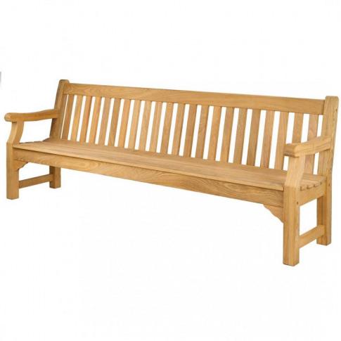 Alexander Rose Roble 8ft Park Bench
