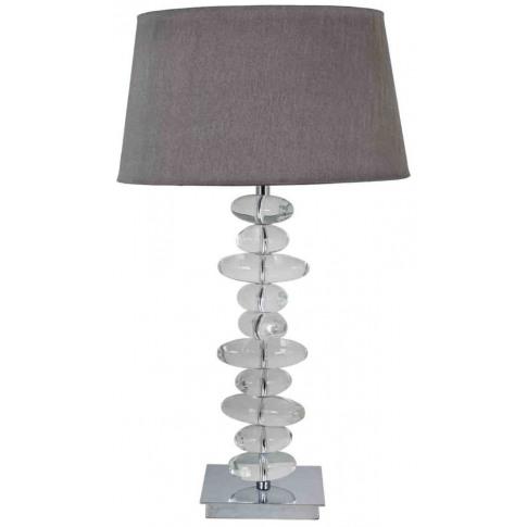 Rv Astley Pebble Crystal Table Lamp