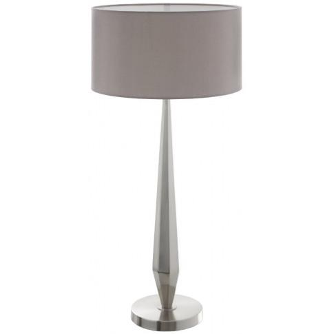 Rv Astley Aisone Brushed Nickel Table Lamp