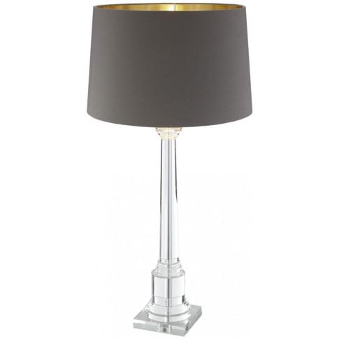 Rv Astley Aliz Crystal Table Lamp (Base Only)