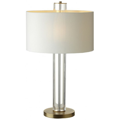 Rv Astley Blea Crystal Table Lamp