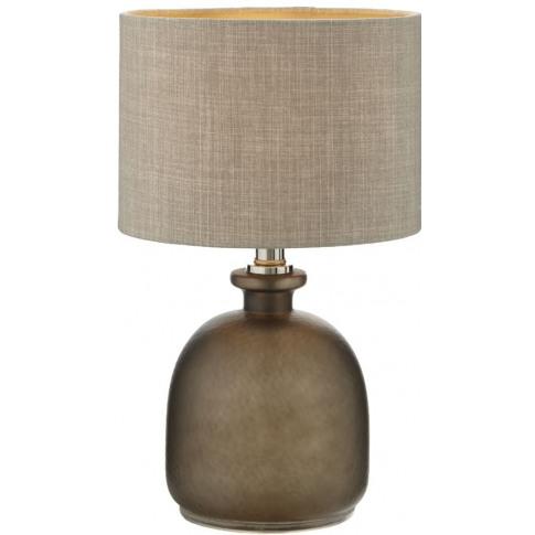 Rv Astley Cerreto Grey Table Lamp