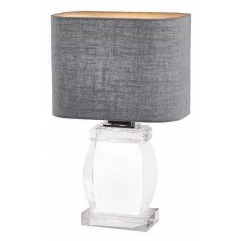 Rv Astley Darrah Crystal Table Lamp