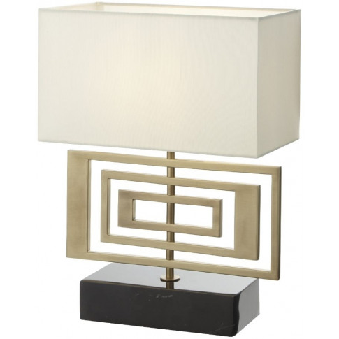 Rv Astley Derry Marble Table Lamp