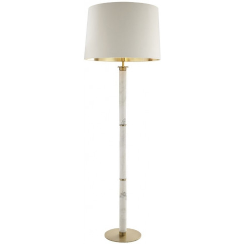 Rv Astley Donal Antique Marble Floor Lamp (Base Only)