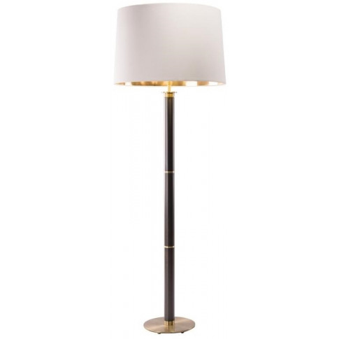 Rv Astley Donal Dark Antique Brass Floor Lamp (Base ...