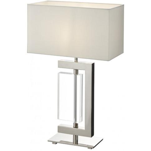 Rv Astley Julieta Crystal Table Lamp