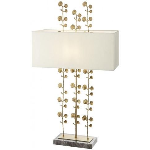 Rv Astley Kyle Brass Table Lamp