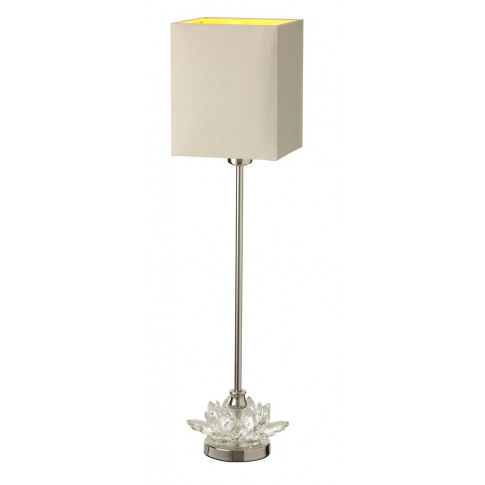 Rv Astley Lilline Nickel Table Lamp (Base Only)