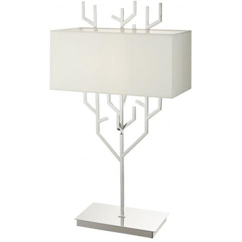 Rv Astley Lorcan Nickel Table Lamp