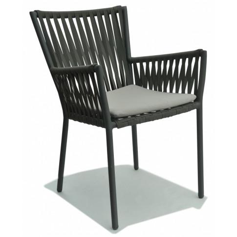 Skyline Bowline Poly Strap Dining Chair