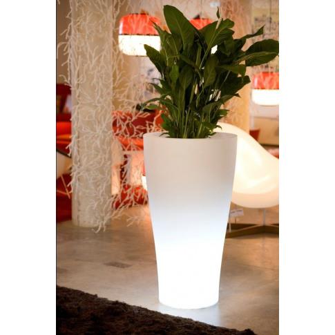 Skyline Small Cone Planter Light