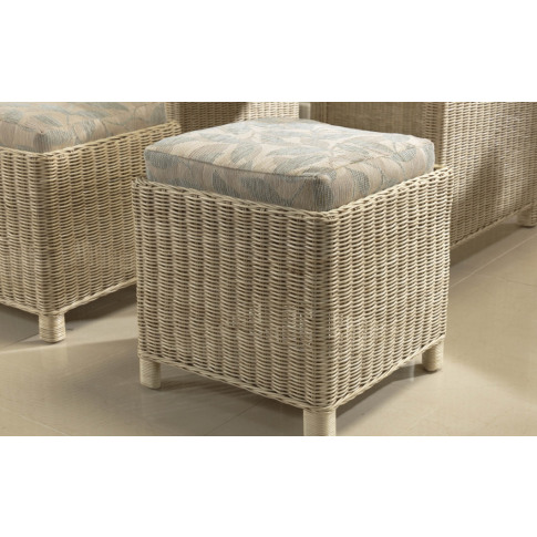Desser Occasional Casual Dining Stool And Cushion
