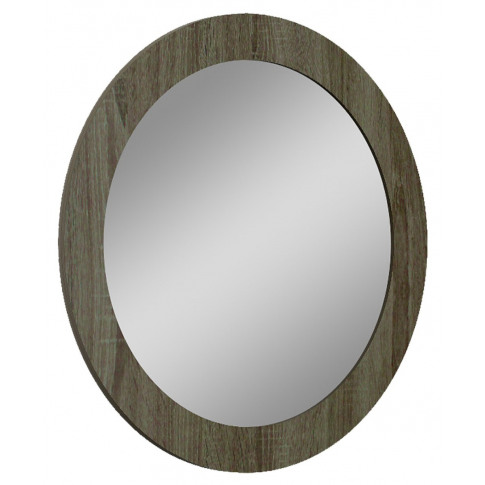 Sophia Grey High Gloss Mirror