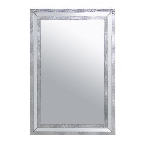 Fairmont Sparkle 120 X 80cm Rectangle Large Mirror