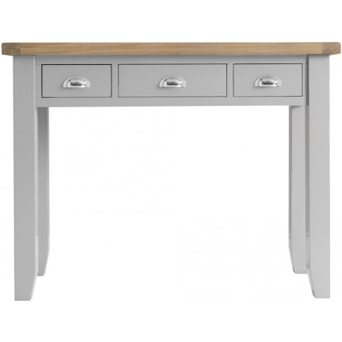 Titan Grey Oak Dressing Table