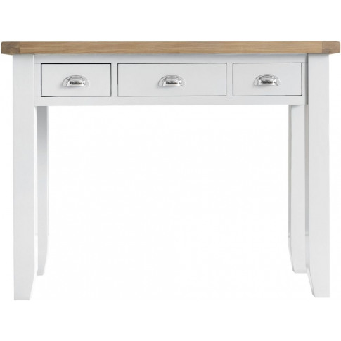 Titan White Oak Dressing Table