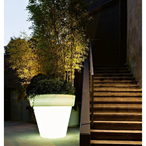 Skyline Small Traditional Planter Light