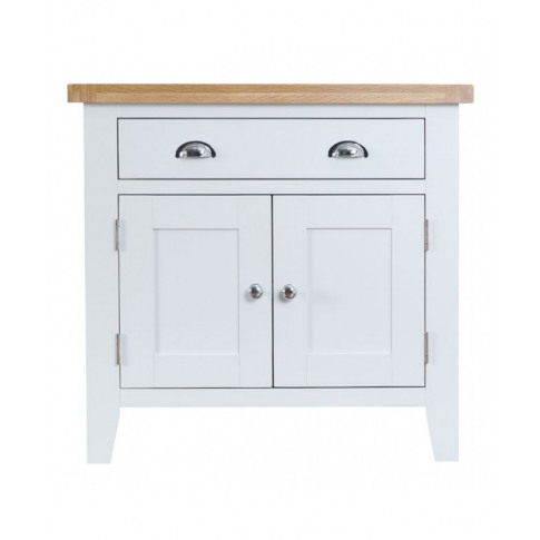 Titanic White Oak Small Sideboard