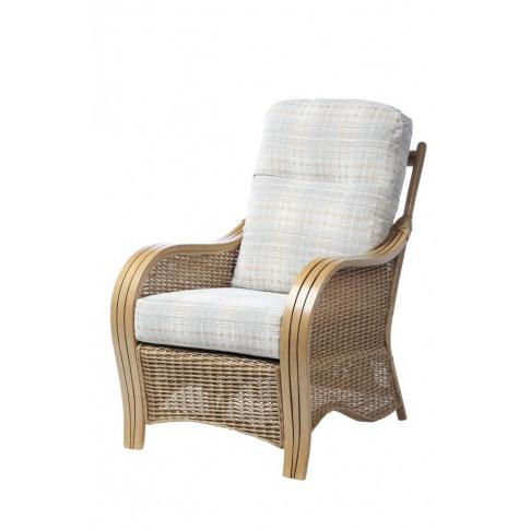 Desser Turin Light Oak Armchair