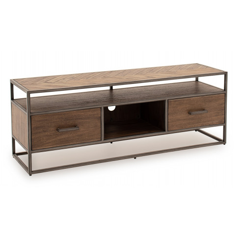 Vanya 150cm Light Brown Wodoen Tv Cabinet