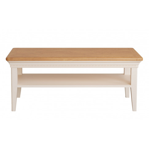 Winchester Silver Oak Coffee Table