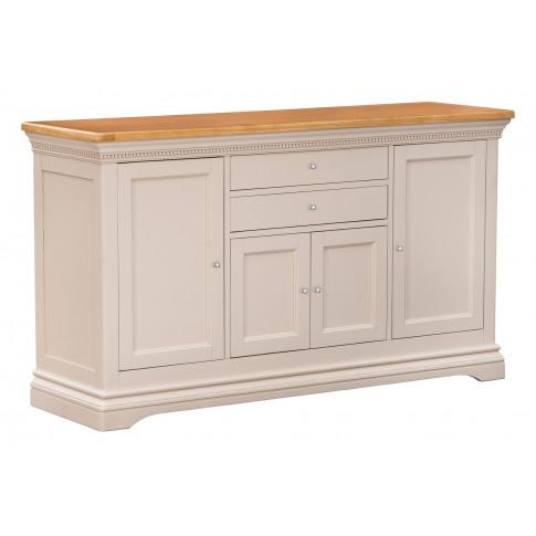 Winchester Silver Oak Sideboard