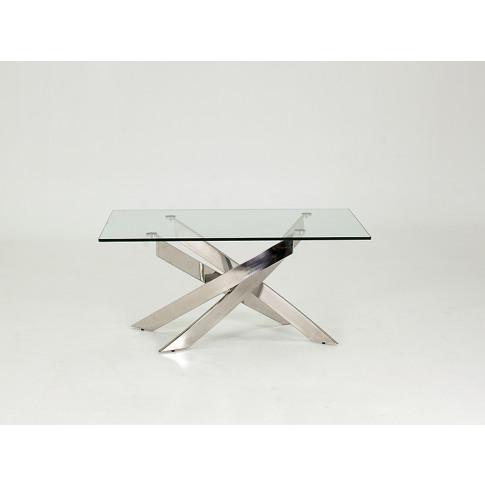 Kalmar Tempered Glass Coffee Table