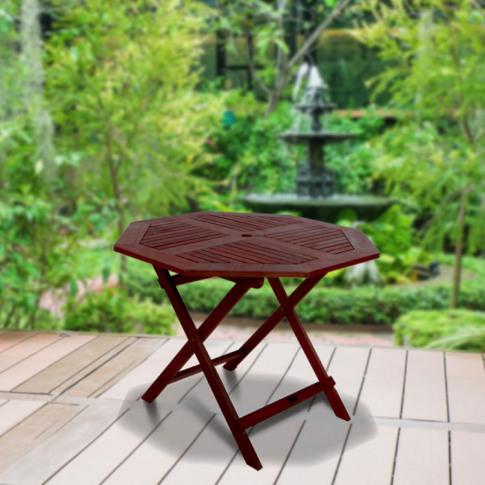 BillyOh Hampton 1.0m Octagonal  Folding Garden Table...