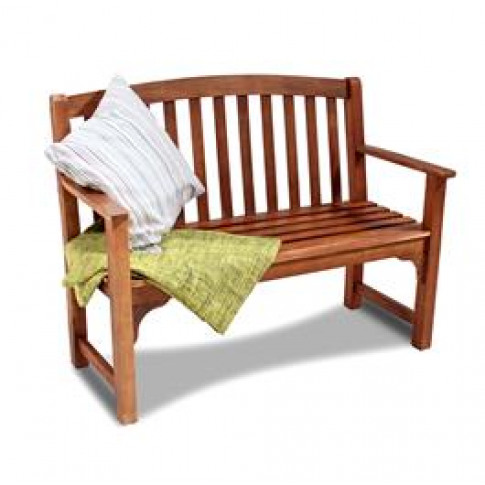 Billyoh Hampton High Back Bench - 2 Or 3 Seater - 2 ...