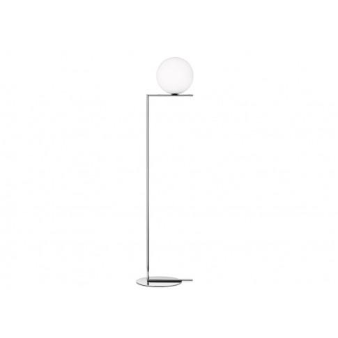 Flos Ic F2 Floor Lamp Chrome