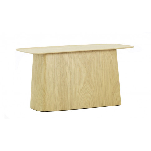 Vitra Wooden Side Table Large Light Oak