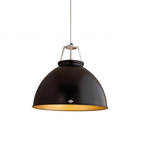 Original Btc Titan Size 5 Pendant Light Black With B...