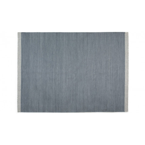 Heal's Whitfield Rug 200 X 300cm Charcoal