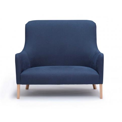 Pinch Pendel 2 Seater Sofa Capelo Linen-Cotton Inksp...