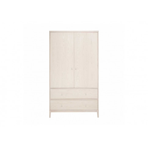 Ercol Salina 2-Door Wardrobe