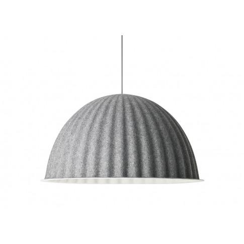 Muuto Under The Bell Pendant Light Grey 82cm