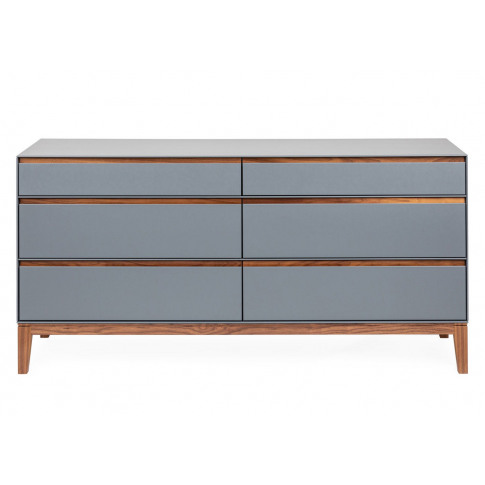 Heal's Lars 6 Drawer Chest Wide