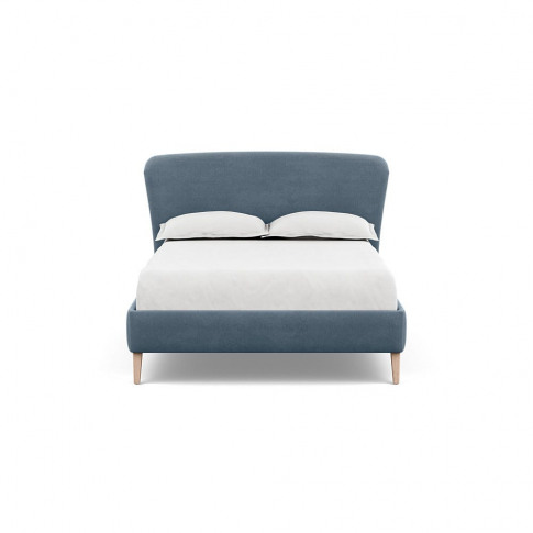 Heal's Darcey Bed Double Capelo Linen-Cotton Mineral...