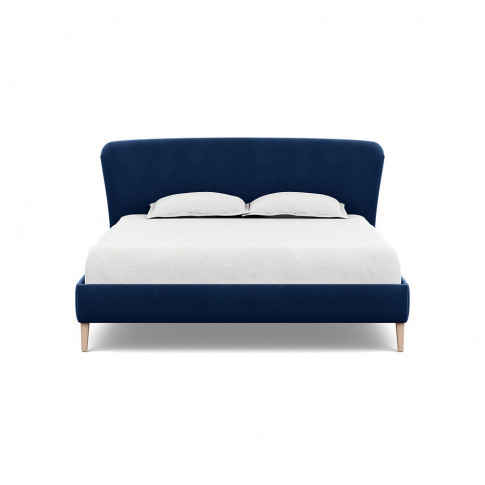 Heal's Darcey Bed Super King Velvet Midnight Natural...