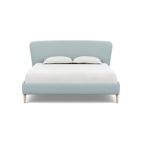 Heal's Darcey Bed Super King Brushed Cotton Mist Natural Feet