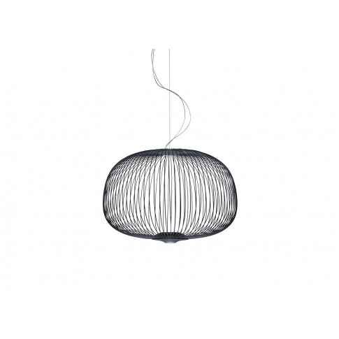 Foscarini Spokes 3 Pendant Light Graphite
