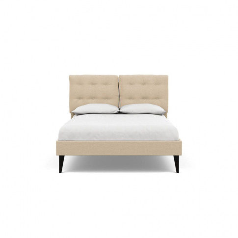 Heal's Mistral Double Bed Brushed Cotton Oat
