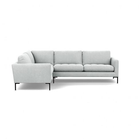 Heal's Eton Left Hand Facing Corner Sofa Broad Weave...