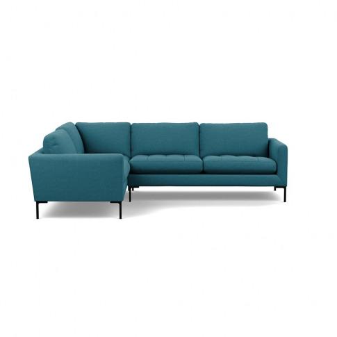 Heal's Eton Left Hand Facing Corner Sofa Brushed Cot...